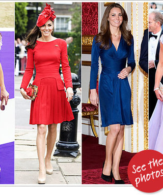 Kate Middleton's Best Fashion Moments: Over 100 Photos