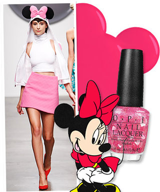Minnie Mouse Is Making 2012 Her Most Fashionable Year