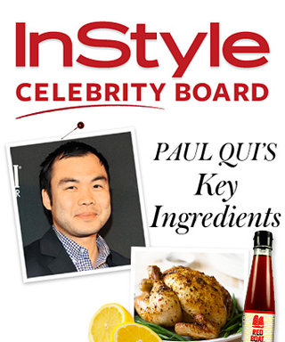 Top Chef Winner Paul Qui Created a Pinterest Board for InStyle!