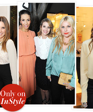 Inside Chloé's Paris-Theme Party for Phase One Foundation!
