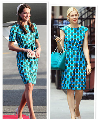 Gossip Girl and Kate Middleton Match... Again!