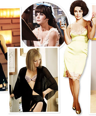 Sexiest Lingerie in Movies: Angelina Jolie, Elizabeth Taylor, and More!