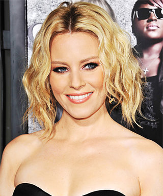 Elizabeth Banks' Faux Bob How-To