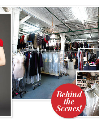 The Good Wife: Your Inside Look at the Costume Department!