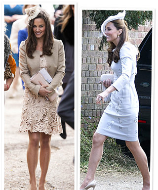 How the Middleton Sisters Dress for an Early Fall Wedding
