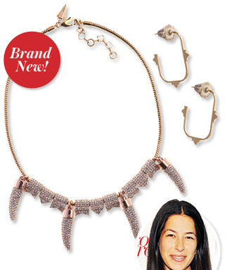 Rebecca Minkoff's First Jewelry Collection: Now in Stores