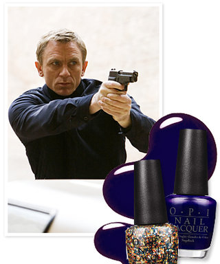 OPI Celebrates 50 years of Bond With Skyfall Nail Polish Collection