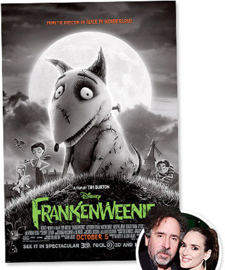 Frankenweenie Is Out Today