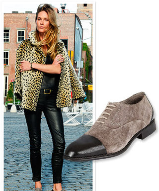 Found It! Erin Wasson's Cap-Toe Oxfords