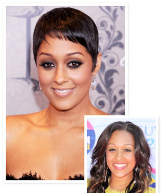 Tia Mowry's New Pixie Cut: The Inspirations