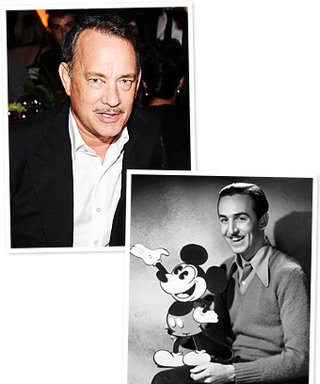 Tom Hanks Is Growing Out His Mustache to Play Walt Disney