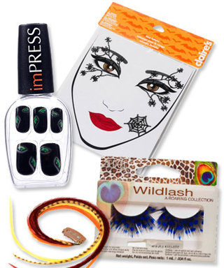 Halloween 2012: Eye Lashes, Decals, and More Great Beauty Ideas