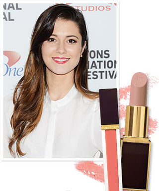 Smashed Star Mary Elizabeth Winstead's Peach Lips: Get the Look