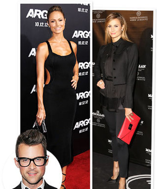 Exclusive Details: Stacy Keibler Is Working with Stylist Brad Goreski Now