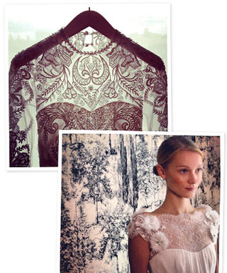 Bridal Fashion Week: Go Behind the Scenes With InStyle!