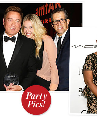 amFAR's Inspiration Gala and More Party Pics