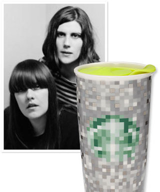 Rodarte Designs Holiday Collection for Starbucks