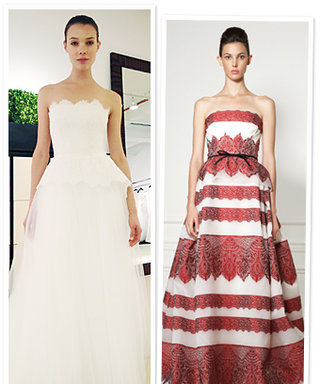 Bridal Fashion Week: Carolina Herrera's Runway-to-Wedding Inspiration