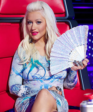 The Voice: Christina Aguilera's Battle Rounds Outfit Inspiration!