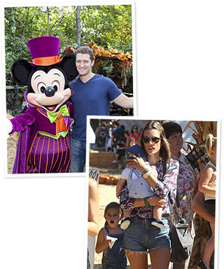 Halloween 2012: More Celebrities Head to the Pumpkin Patch