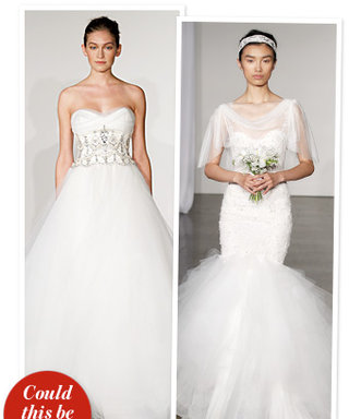 Marchesa's New Wedding Dress Collection: See the Photos