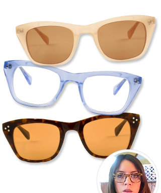 Parks and Recreation Star Aubrey Plaza Designed Glasses for Lookmatic