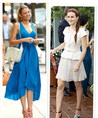 Gossip Girl Fashion Credits: Season 6, Episode 2