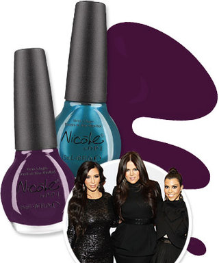 Kardashian Kolor Holiday Nail Polish Revealed