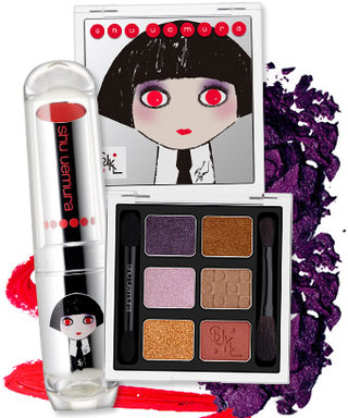 Karl Lagerfeld for Shu Uemura: See the Collection!