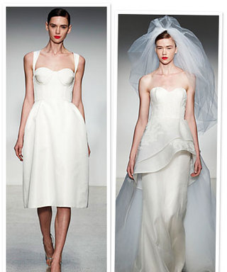 Amsale's New Wedding Dress Collection: See the Photos