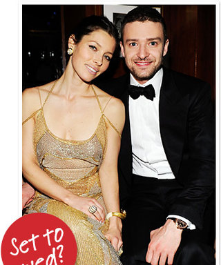 Jessica Biel and Justin Timberlake to Wed This Week?
