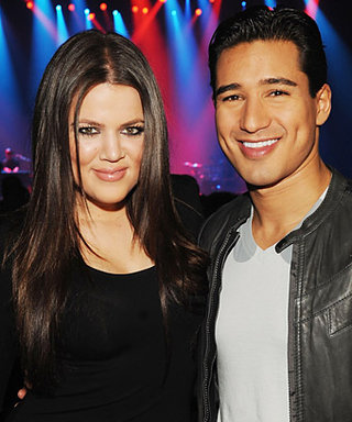 The X Factor's New Hosts: Khloe Kardashian and Mario Lopez
