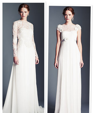 Temperley's New Wedding Dress Collection: See the Photos