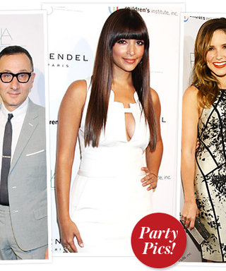 Inside the Autumn Party With J. Mendel's Celebrity Fans