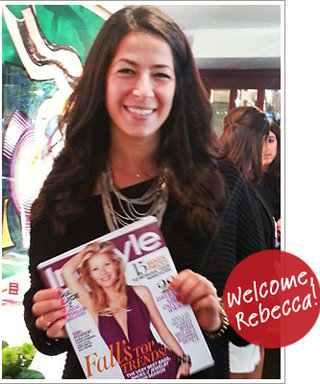 InStyle Welcomes Rebecca Minkoff!