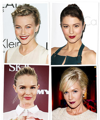 Dark Lips We Love: Julianne Hough, Kate Bosworth and More!