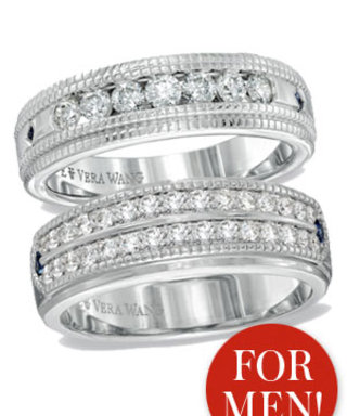 Vera Wang's Zale's Diamond Jewelry Collection: Now for Men, Too