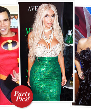Celebrity Halloween Costumes 2012: Kim Kardashian, Jessica Alba, and More!