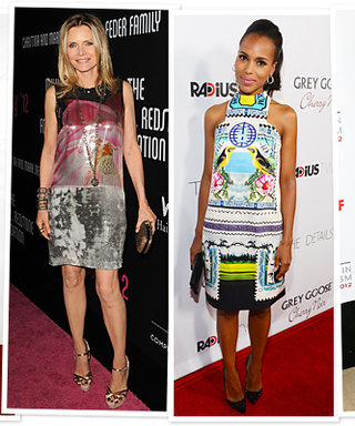 Fall's Boldest Prints: January, Michelle, Kerry, and Olivia