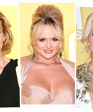 CMA Awards 2012 Poll: Which Big Blonde Hairstyle Is Your Favorite?