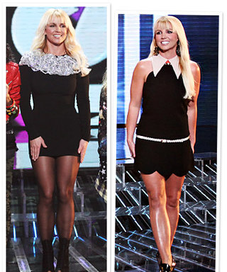 The X Factor: Britney Spears' Looks This Week
