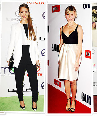 The Black-and-White Trend: Which Stars Are Loving the Color Combo?