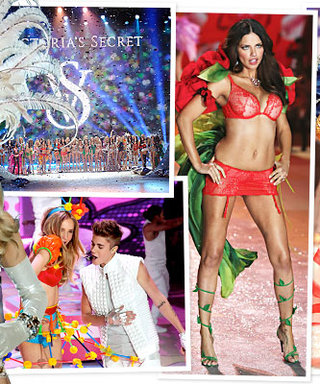 Victoria's Secret Fashion Show 2012 Highlights: See the Photos!