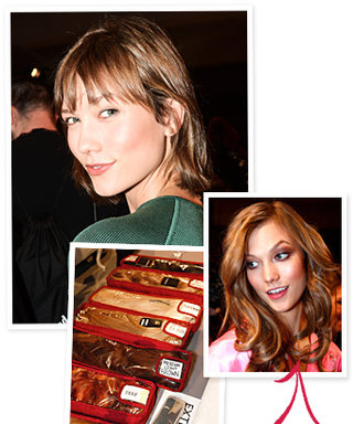 Karlie Kloss Cuts Hair Right Before Victoria's Secret Fashion Show! Extensions to the Rescue
