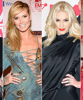2012 MTV EMAs: Our Favorite Manicures