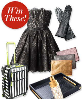 Holiday Gift Giveaway! How You Can Win Pieces from Target + Neiman Marcus Holiday Collection
