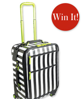Holiday Gift Giveaway: Last Day to Enter to Win This Alice + Olivia Suitcase!