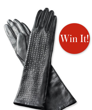 Holiday Gift Giveaway: Last Day to Enter to Win Brian Atwood's Gloves!