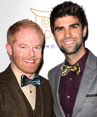 Jesse Tyler Ferguson on His Tie The Knot Bow Tie Collection
