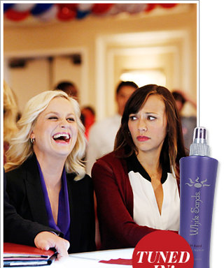 Parks and Recreation Hairstylist Reveals Amy and Rashida's Must-Have Product